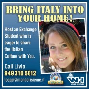 Host Italian Exchange Students