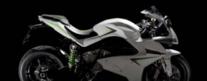 Italy's New Electric Motorbike
