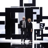 Fendi and Prada at the Milan Fashion Week