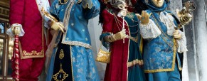 Carnevale in Venice