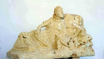 Etruscan Artifact Recovered by Italian Carabinieri